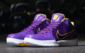 Undefeated x Nike Kobe 4 Protro 系列实物图帅爆!将于本周亮相