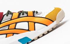 罕见的高萌配色!Onitsuka Tiger 推出卡通感 Big Logo Trainer