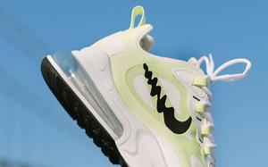 特殊的波浪纹 Swoosh !Nike 的这双联名有点意思