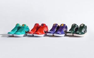 本周六登场!Undefeated x Nike Kobe 4 Protro 系列颜值巨高