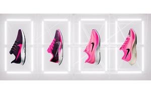 全员粉色!Nike 全新推出 Pink Blast 配色疾速系列