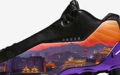 北京黄昏景色加持!两款 FIBA 主题新作即将来袭
