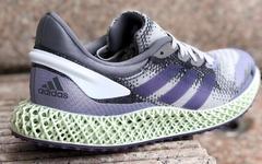 值得期待!adidas Futurecraft 4D 新一代鞋型曝光!