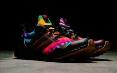 又一款彩虹扎染鞋款,国外音乐节专属 Ultra Boost 现已发售