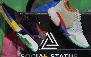 颜值与脚感兼具!Social Status x POD-S3.1 下周发售
