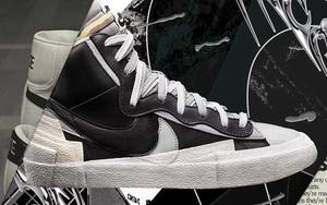 Sacai x Nike 没抢到?下周还有机会,不要错过了!