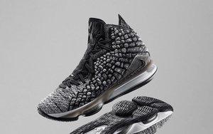 Nike LeBron 17 清晰实物照曝光!十月正式发售