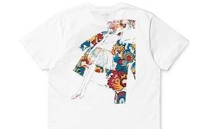 Vintage 印花赋新篇!Liberty London x Carhartt WIP 联名 T 恤系列登场