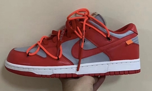 还有一款新配色?前所未见的 OW x Nike SB Dunk Low 曝光