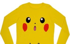 有點小可愛!lucien pellat-finet x Pokémon 全新針織膠囊系列發布