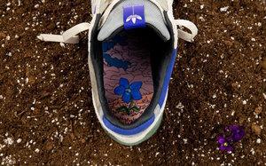 气质高级复古! Packer Shoes x adidas Consortium ZX 9000 联名亮相