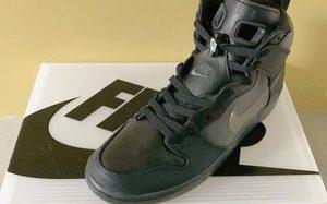 獨家軍工質感!FPAR x Nike SB Dunk High 聯名鞋款疑似曝光