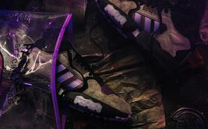 气质华丽复古! Packer Shoes x adidas Consortium ZX 9000 联名明天发售