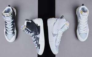 Sacai x Nike 联名服饰明天发售!鞋款什么时候登场啊!