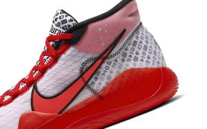 """玩味十足的""""Youtube""""配色!全新 Nike KD 12 月底来袭"""