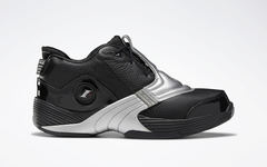經典黑銀配色回歸!艾弗森經典戰靴 Reebok Answer 5 下周發售