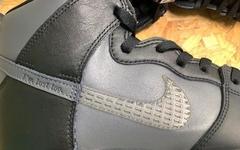 细节设计亮点满满!FPAR x Nike SB Dunk High 联名鞋款细节曝光