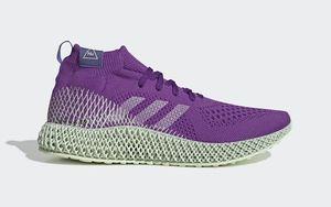 4D联名跑鞋系列!菲董 x adidas Originals 新作即将来袭