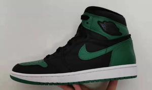 """完整实物曝光!Air Jordan 1 """" Pine Green"""" 明年登场"""