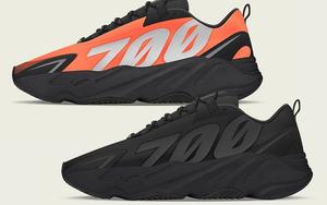 新鞋型来了!Yeezy Boost 700 MNVN 新品明年亮相