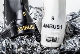 Converse x Ambush首次联名重磅来袭!线下店铺明日签到!