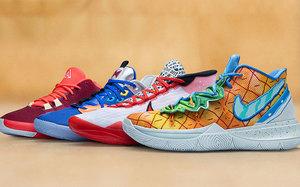 4 款配色即将来袭!这几双 Nike 签名鞋你喜欢哪一双?