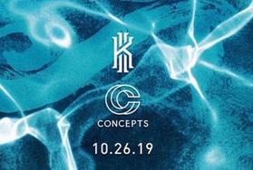 吸睛度爆棚!星座灵感 Concepts x Kyrie 5 即将发售