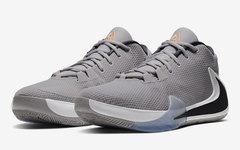 外觀低調,氣質不俗!字母哥戰靴 Nike Zoom Freak 1 新配色登場