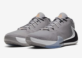 外观低调,气质不俗!字母哥战靴 Nike Zoom Freak 1 新配色登场