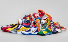 打造个人专属设计!多款球鞋开启Nike By You 定制选项
