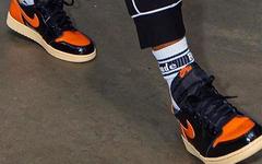 這樣穿鞋你舍得嗎?克里斯·保羅曬 AJ 1 扣碎3.0 新穿法