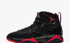 官網預告釋出!萬圣節漆皮 Air Jordan 7 本周亮相