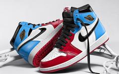 """定闹钟提醒!这款 Air Jordan 1 """"Fearless"""" 明天不要忘记了"""