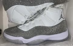 月底发售!blingbling 的 Air Jordan 11 你心动了吗?