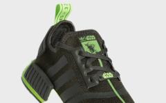 尤达大师l灵感!星球大战 x adidas NMD R1 联名下个月登场