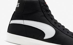 白色版市价近万!Slam Jam x Nike 再释限量联名