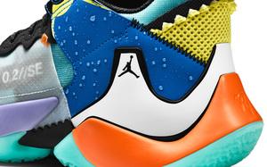 酷似水珠的設計也太驚艷了!威少最新 PE 戰靴曝光