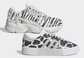 """斑马纹、长颈鹿纹主打!adidas """"Animal Pack"""" 有点萌"""