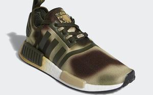 本次联名跑鞋中最酷的一款!《星球大战》 x adidas NMD R1 曝光!