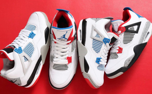 """还有配套服饰!Air Jordan 4 """"What The""""  相当惊艳"""