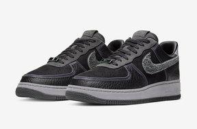 鞋面带有限量编号!A Ma Maniére x Nike Air Force 1 也值得收藏