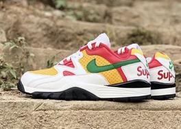 首次曝光!Supreme x Nike 新作白色版本你打几分?