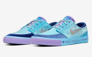 气质华丽,细节丰富!Nike 慈善系列第一款设计即将登场!
