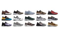 三十周年獻禮!New Balance ?1500 鞋型眾多經典配色回歸!