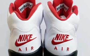 """流川枫配色明年回归!Air Jordan 5 """"Fire Red"""" 你会入手吗?"""