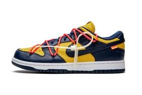 最新實物美照曝光!入手哪雙 OW x Nike Dunk Low 聯名,你想好了嗎?