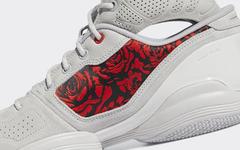 玫瑰永不凋零!adidas Rose 1 新配色即将来袭!
