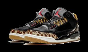 """秋冬就要狂野起來!Air Jordan 3 """"Animal""""十二月發售"""