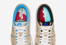 官圖釋出!暗藏玄機的 Nike SB x Air Jordan 1 Low 即將發售