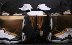 整体鞋身亮相!Air Jordan 6 DMP 明年一月发售